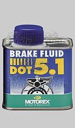 Motorex - brake fluid DOT5.1
