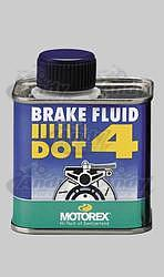 Motorex - brake fluid DOT4