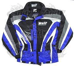 Wulf bunda RAID modrá, Velikost XL