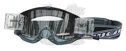 Wulf brýle racerpacks, Šedý