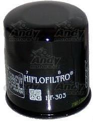 HiFlo olejové filtry Kawasaki, KVF300 Prairie