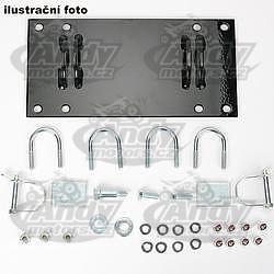 Montážní deska radlice, Suzuki LTA750 King Quad