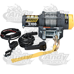 Moose-Superwinch 3700  ATV