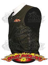 Symtec vyhřívaná vesta, Dámská S-L - 1