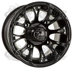DW Nitro Black, 12x7 4+3 4/136