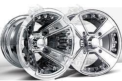 Motosport Alloys  S1 chrome