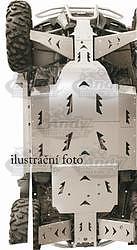 CrossPro - Celokryt podvozku užitkové, Outlander 800