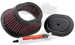 K&N vzuchový filtr Yamaha, YFM250Raptor