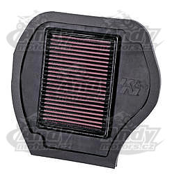 K&N vzuchový filtr Yamaha, YFM700Grizzly