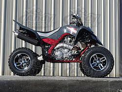 Motosport Alloys  S3 Redline, 10x8 4/110 - 2