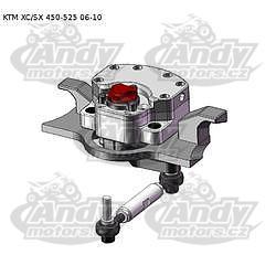 Elka Fastway Sys.5 KTM, KTM XC/SX 450/525 - 2