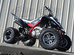 Motosport Alloys  S3 Redline, 10x8 4/110 - 3