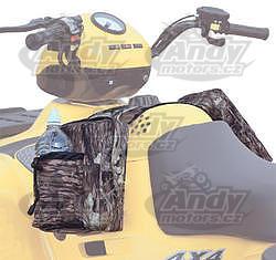 ATV logic - Brašna sedlová, Camo - 4